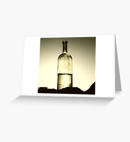 Sunsets and Sundowners Greeting Card