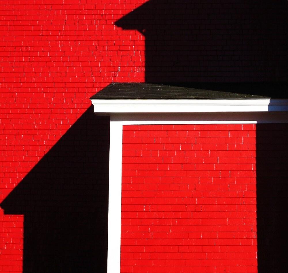 Lunenburg Red Shadows by swisscan