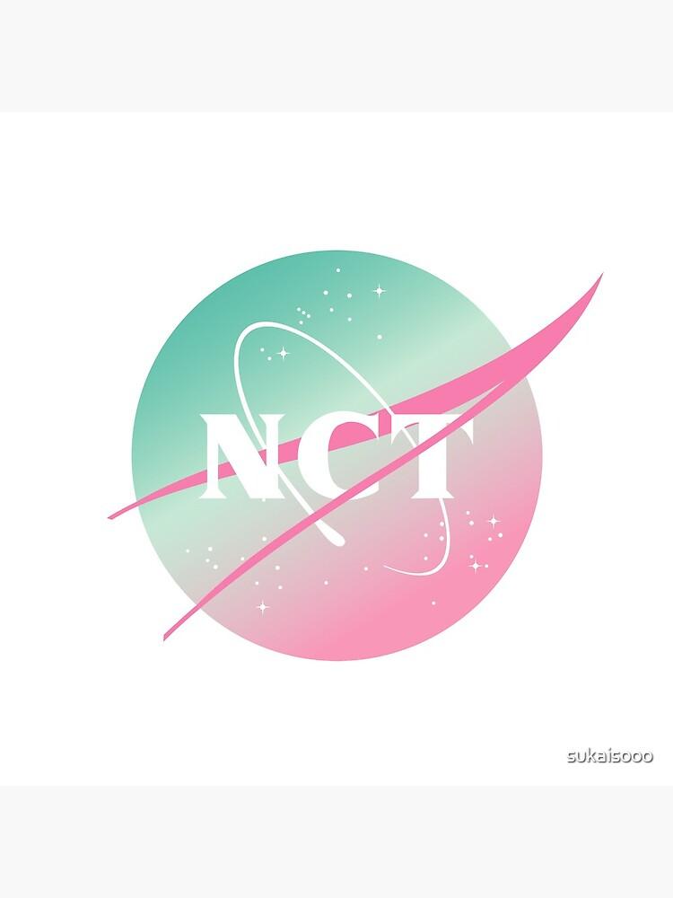 NCT nasa inspired logo de sukaisooo