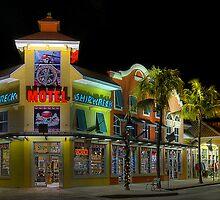 Shipwreck Motel / Fort Myers Beach  by Mark Bolen