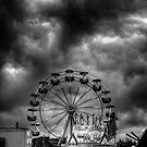 Fair Chance of Clouds by Bob Larson