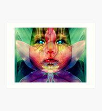 Exuberant Synaptogenesis Art Print