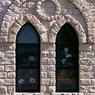 Church Window by Susan Russell
