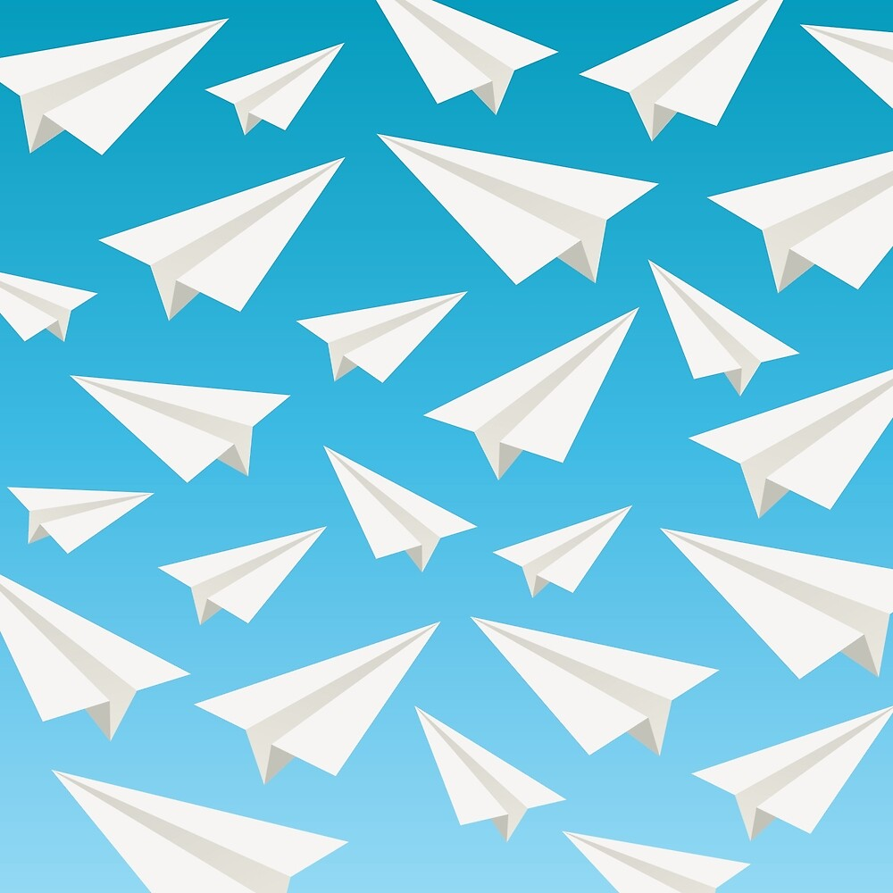 Paper Planes by ellemoz