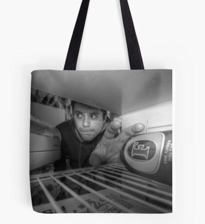 The Fridge Raider Tote Bag