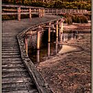 Boardwalk by Peter Rattigan