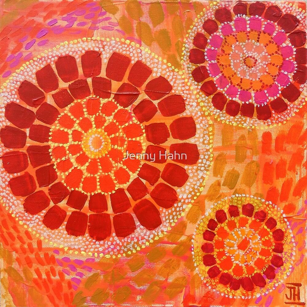 Kaleidoscope 1 by Jenny Hahn