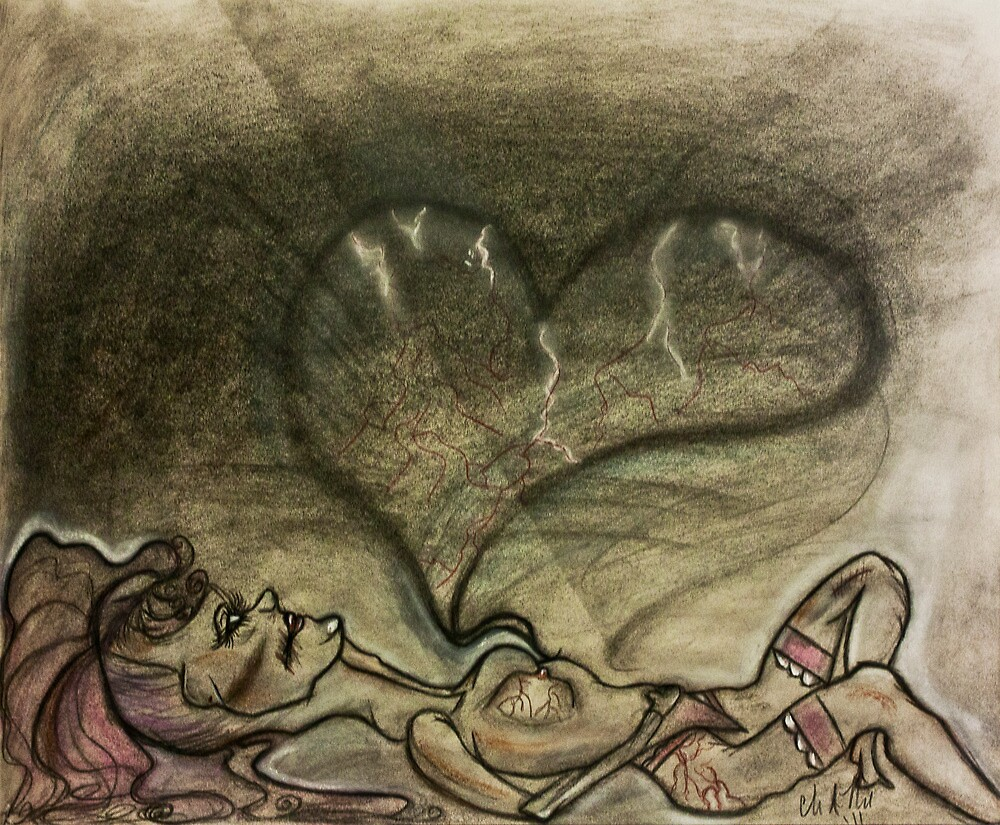 Dark, Dirty Love of Mine... by C Rodriguez