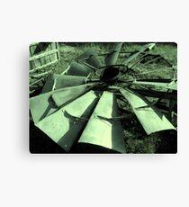"""Broken Wind"" Canvas Print"
