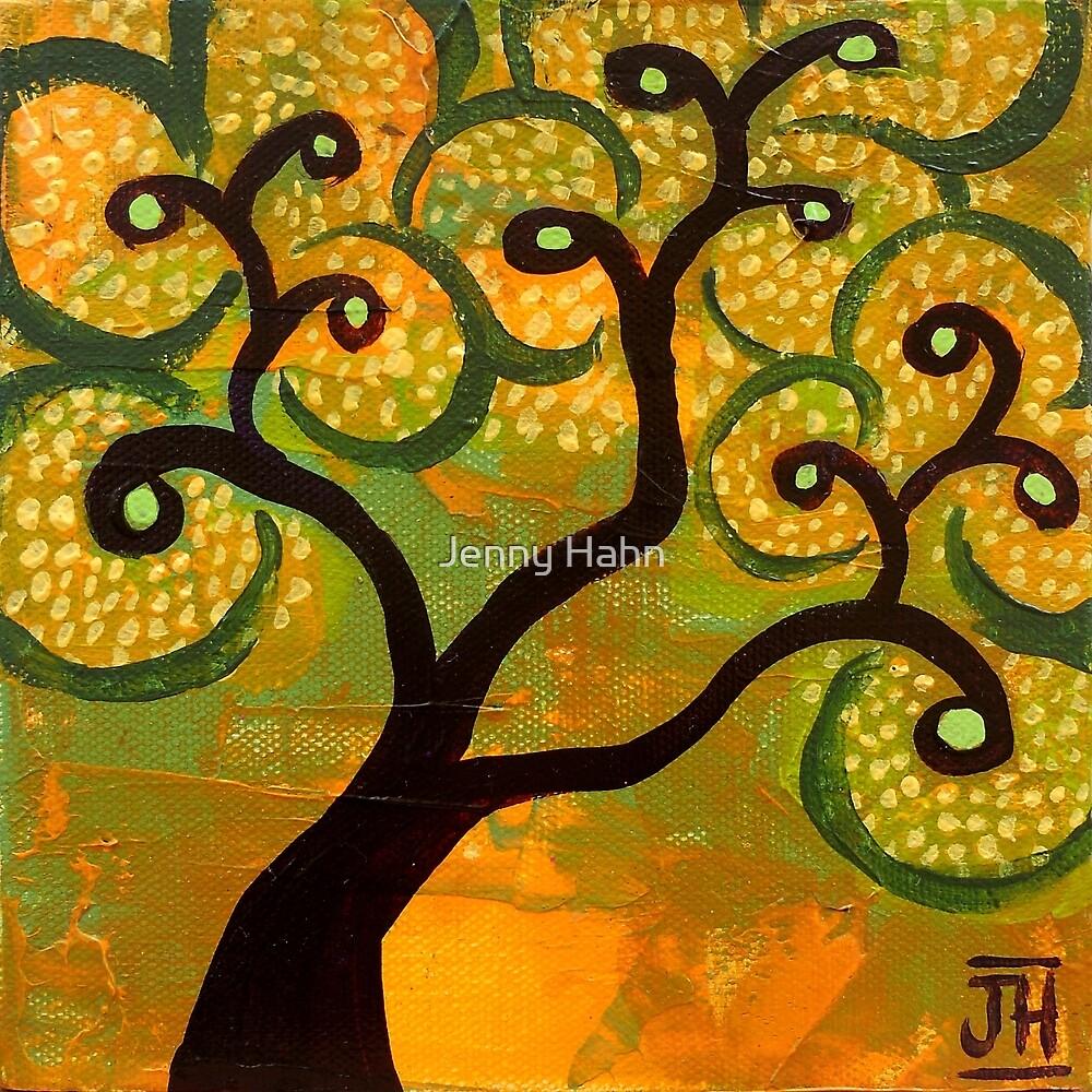 Bodhi 1 by Jenny Hahn
