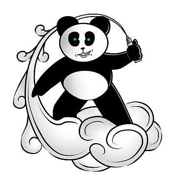 Vape Panda II by XephToons