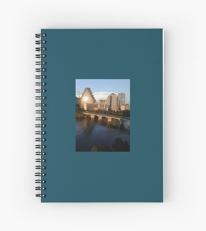 A View of the Congress Avenue Bridge by Lisa Quenon
