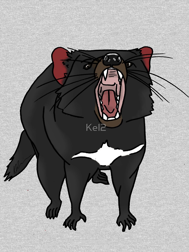 Tasmanian devil by Kel2