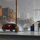 Only When It Rains by Dieter Carlton