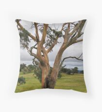 Cavan tree Throw Pillow