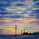 Cockenzie Sunrise by Paul Mudie