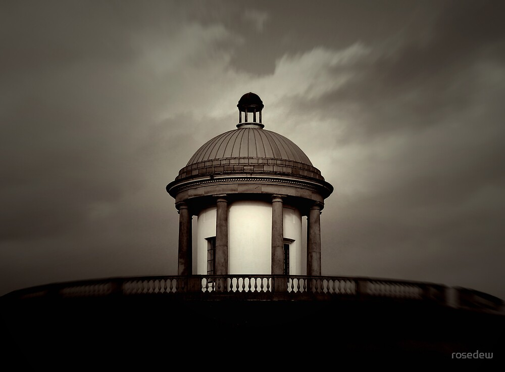 The Temple by ROSE DEWHURST