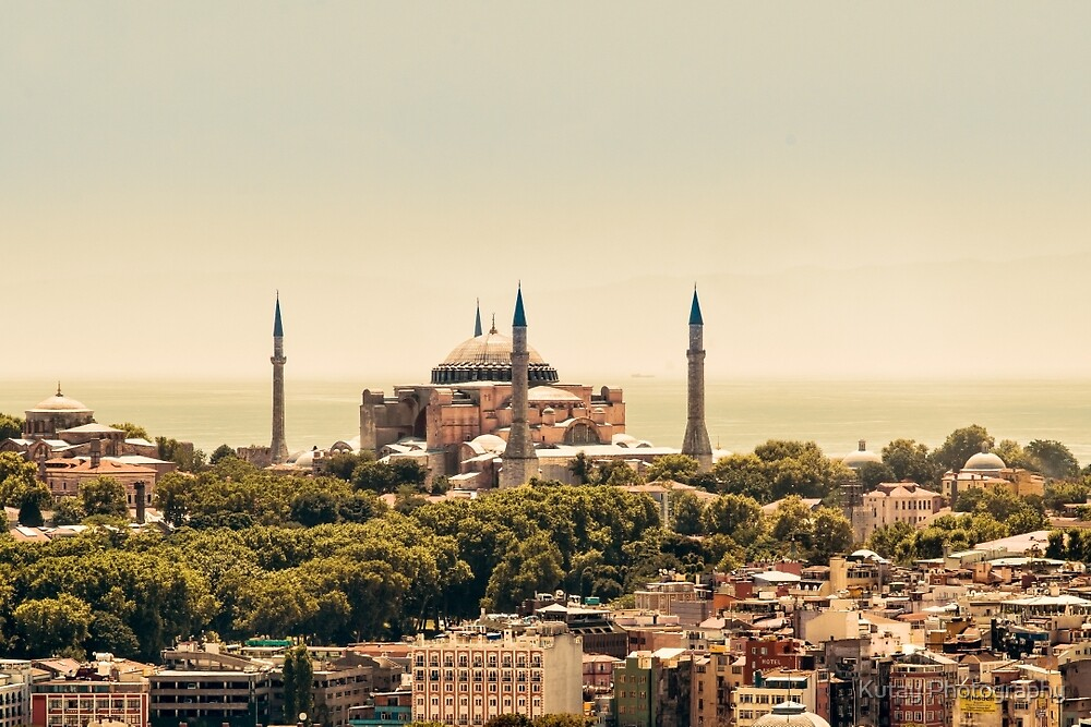 Hagia Sophia by Kutay Photography