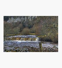 Wainwath Force,Swaledale Photographic Print