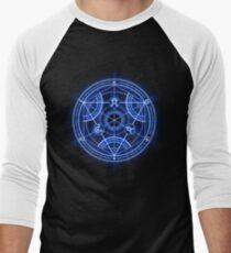 Human Transmutation Circle Men's Baseball ¾ T-Shirt