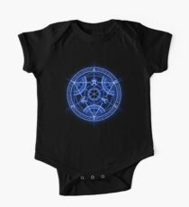 Menschlicher Transmutationskreis Baby Body Kurzarm