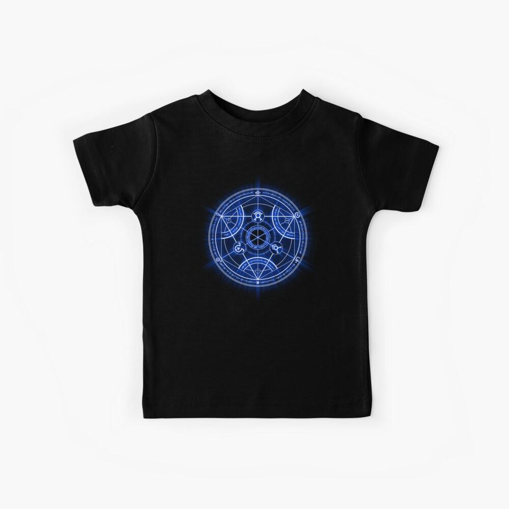 Menschlicher Transmutationskreis Kinder T-Shirt