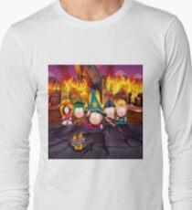 south park Long Sleeve T-Shirt