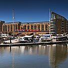 Limehouse Basin by timmburgess