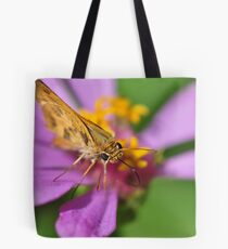 Whirlabout Skipper Butterfly Tote Bag