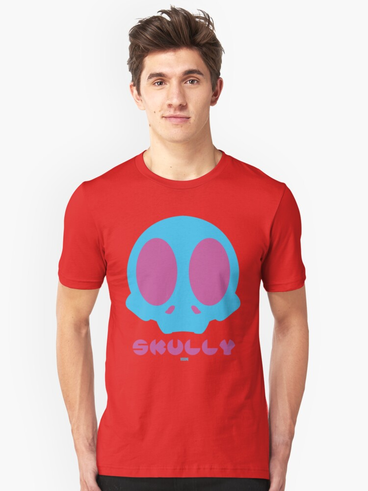 Skully III Unisex T-Shirt Front
