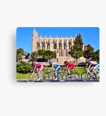 Mallorca Challenge 2011 Cycle Race Canvas Print