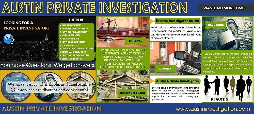 Austin Private Investigation by austinpi