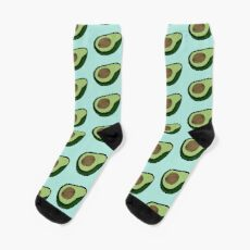 AVOCADO - MINT Socks