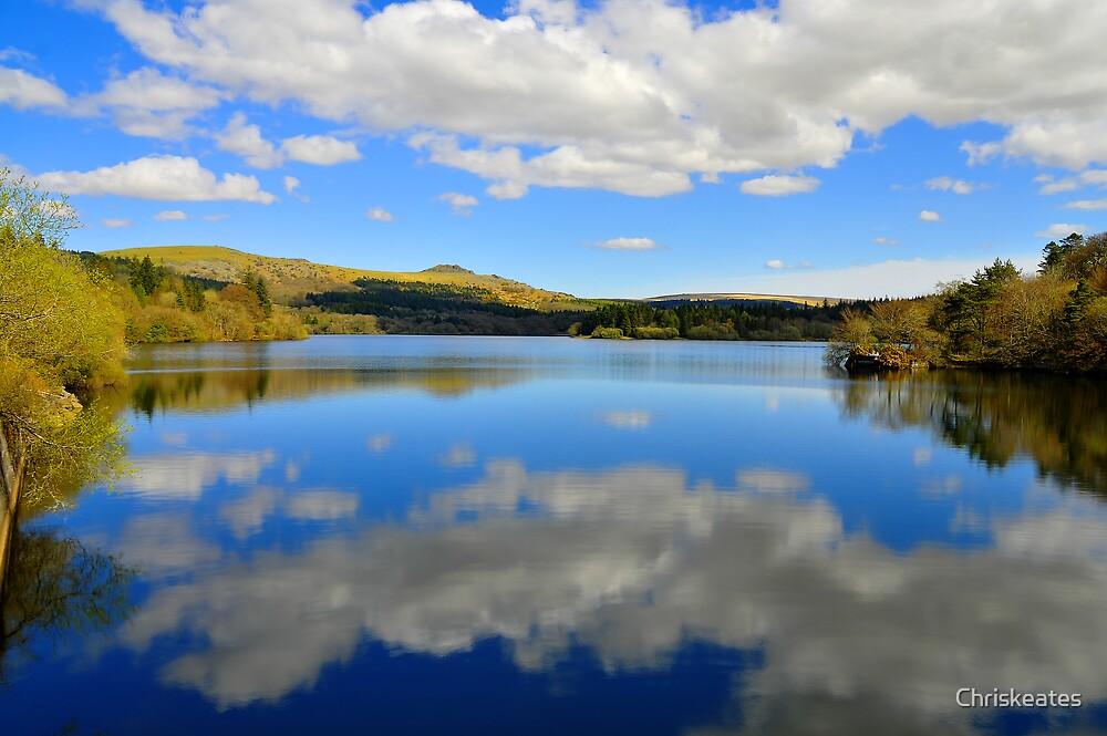 Burrator reservoir  by Chriskeates
