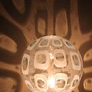 Retro Lamp 1 by Elspeth  McClanahan