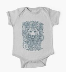 Tiger Tangle One Piece - Short Sleeve
