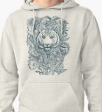 Tiger Tangle Pullover Hoodie