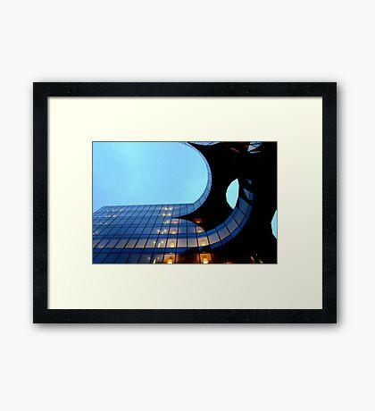 Flight Deck! Framed Print