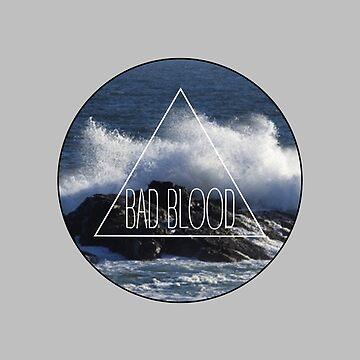 Bad Blood Shore by Maninthefez