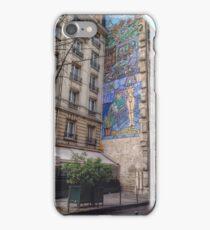 Urban artwork iPhone Case/Skin