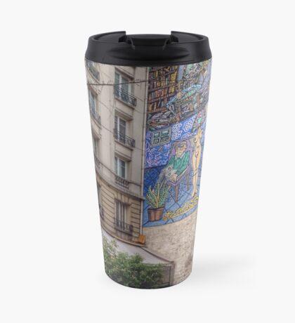 Urban artwork Travel Mug