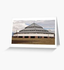 Deeargee Woolshed #2 Greeting Card