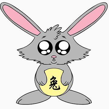 Rabbit by zoelau