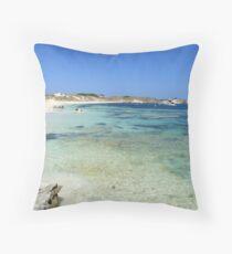 Rottnest Island, Australia Throw Pillow