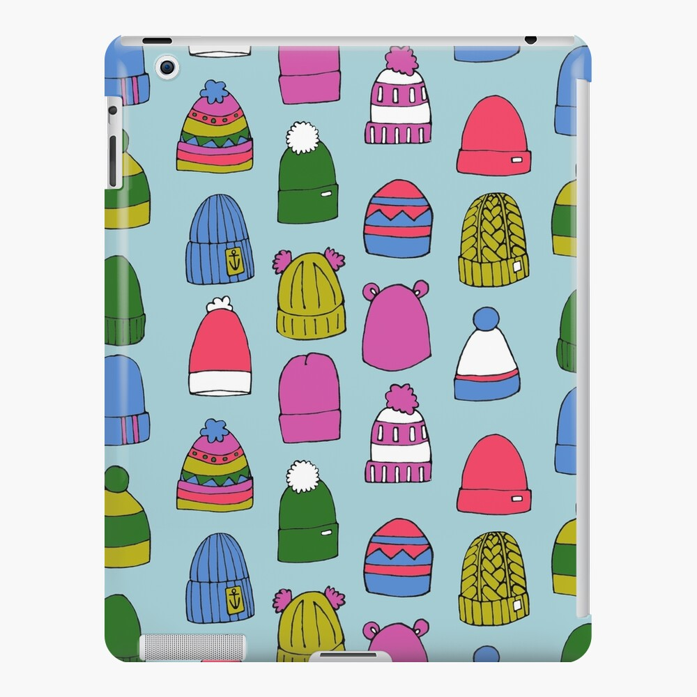 Wooly Hats iPad Snap Case