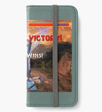 Trump's Flawless Victory iPhone Wallet