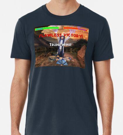Trump's Flawless Victory Premium T-Shirt