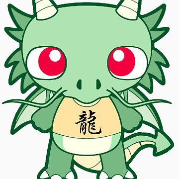 Dragon by zoelau
