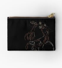 Anne with an E - Scope for the imagination - black version Zipper Pouch