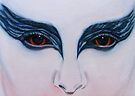 The Black Swan (detail) by SFlora